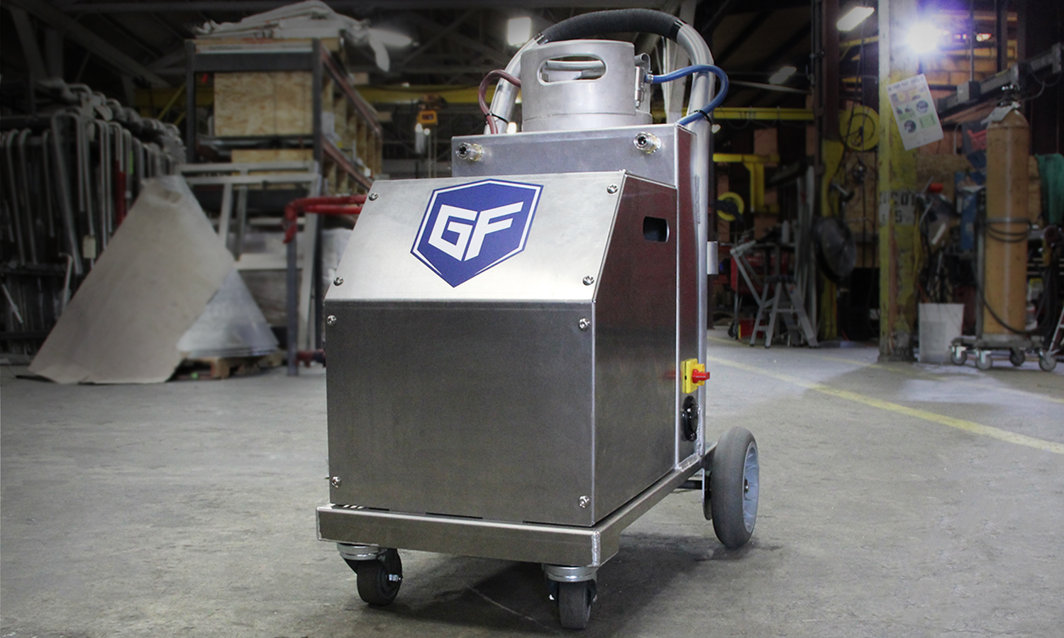 Germ-Fogger™ from Portland Kettle Works