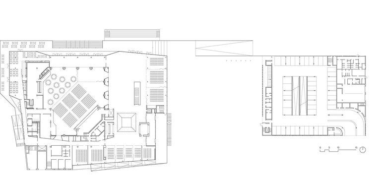 Linie Zweii Umbau Landhotel Klosterhof