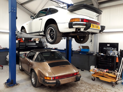 We understand Porsche's. From simple servicing to engine rebuilds. We are a team you can trust and rely on