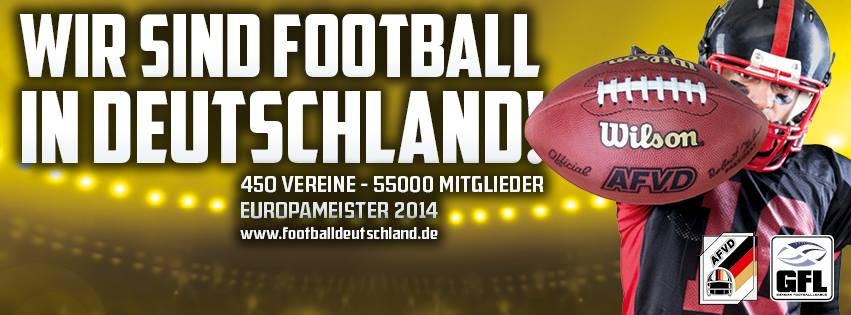 American Football in Deutschland