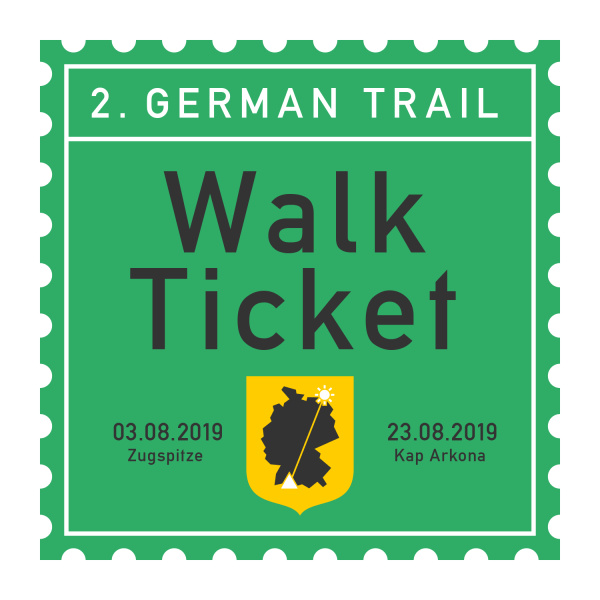 German-Trail-Ticket