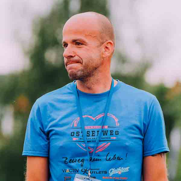 Torsten Dunkelmann, Greman-Trail