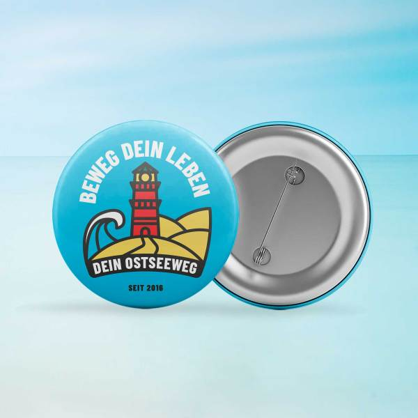 Dein Ostseeweg Ansteck-Button