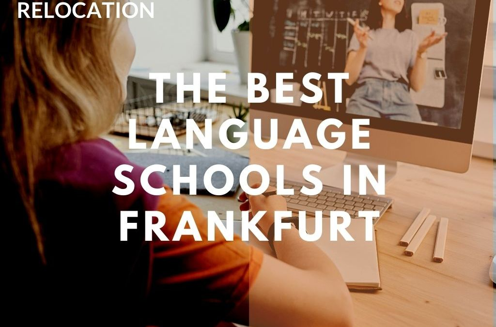 The best language schools in Frankfurt