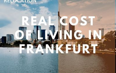 The real cost of living in Frankfurt – 2020 update