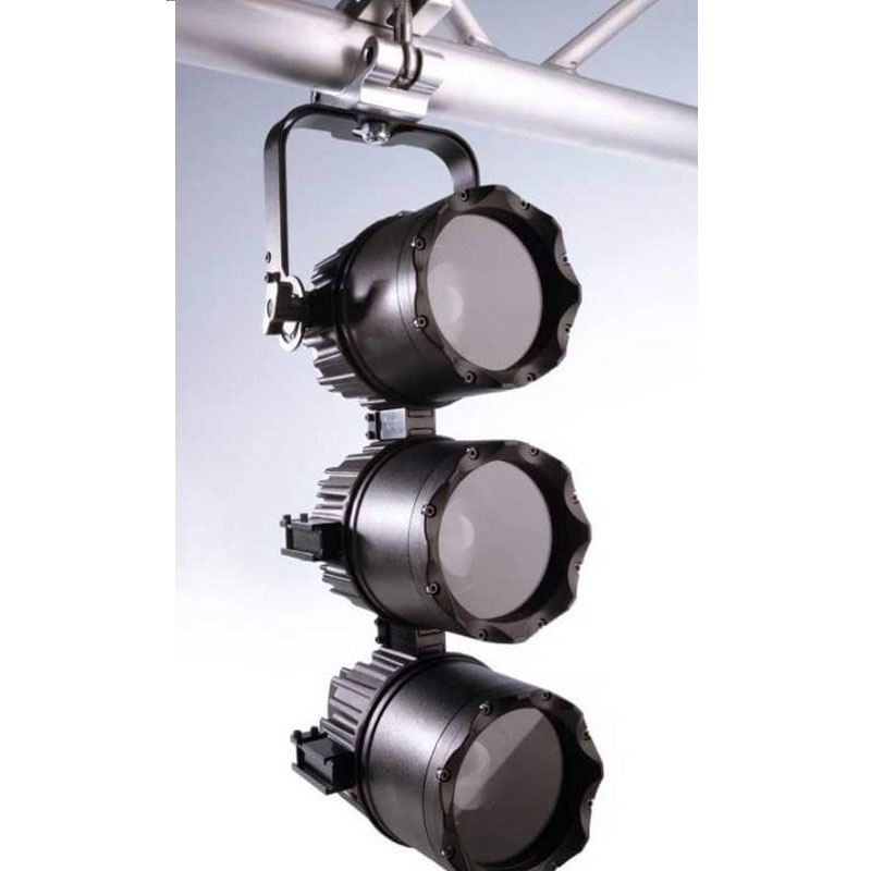the x4 atom rgbw compact fixture rgbw