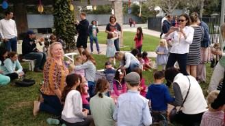 Easter Party GERMAN SCHOOL campus 2016