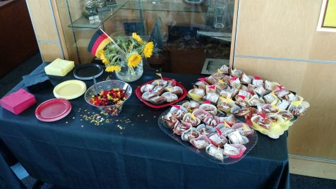 GERMAN SCHOOL campus Grand opening sweets