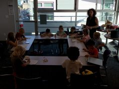 Kindergarten at German School campus