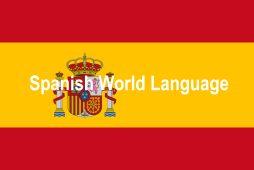 spanish world language