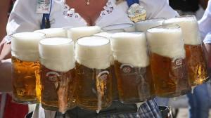 Oktoberfest Mass Bier