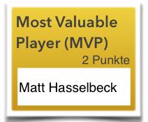 MVP Hasselbeck