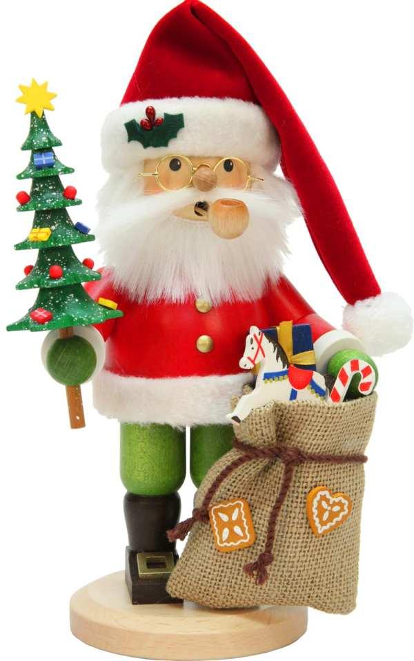 German Santa Smoker