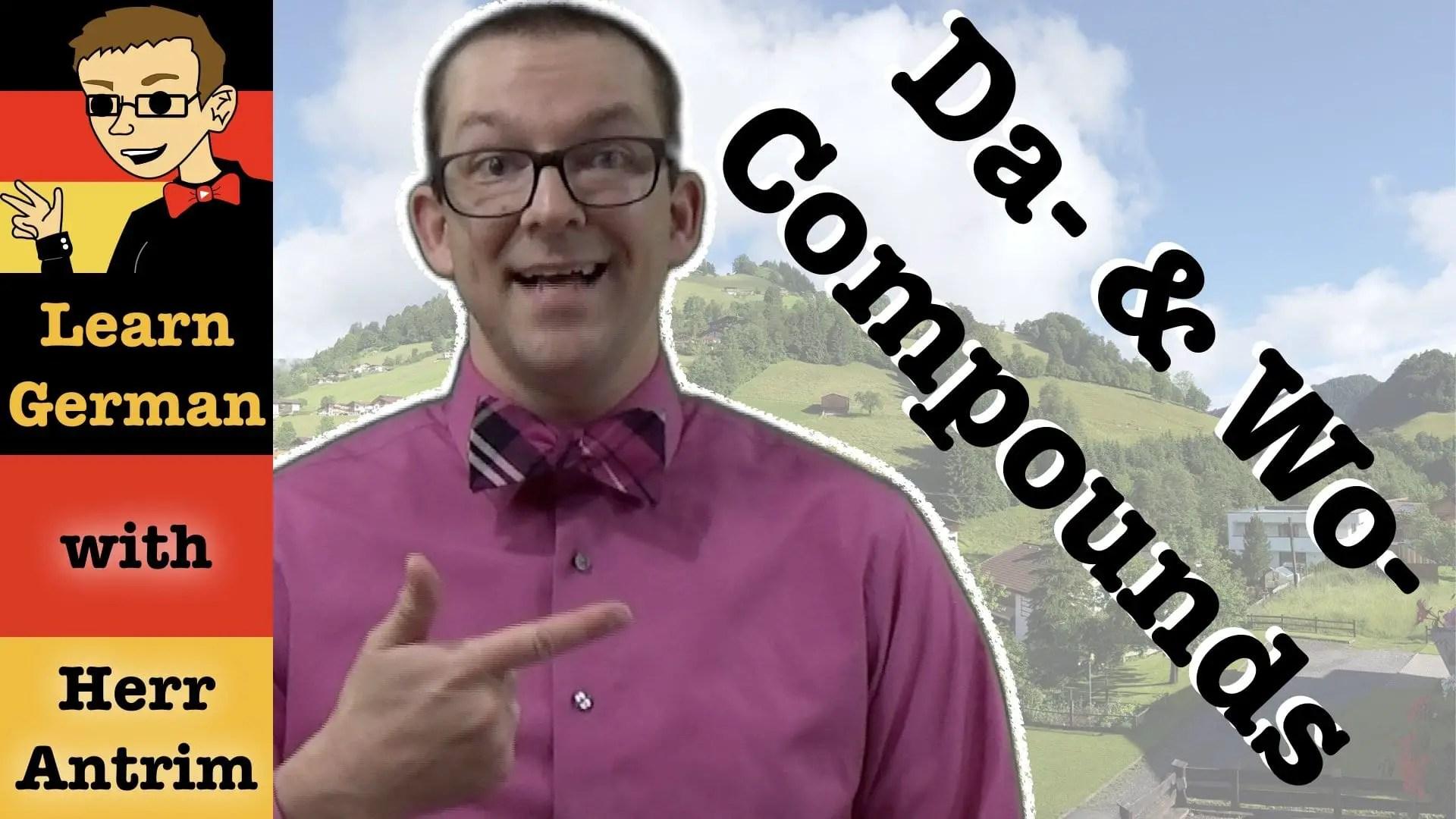 Da Amp Wo Compounds