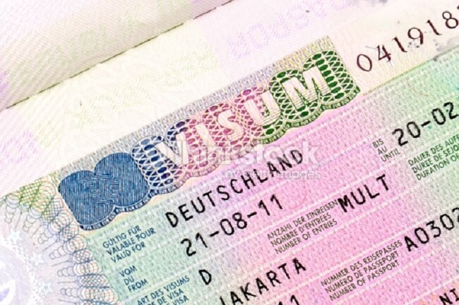 german family reunion visa to join a