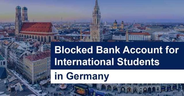 Germany to Increase the Amount of Money Required for Foreign Students by Almost 20%