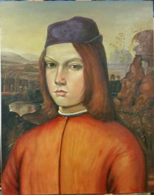 "Germinal-Pinturicchio-""Raffaello"""