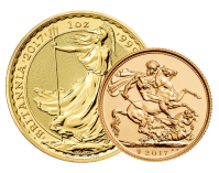 Buy gold bullion coins online