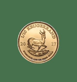 1/10 oz Gold Krugerrand