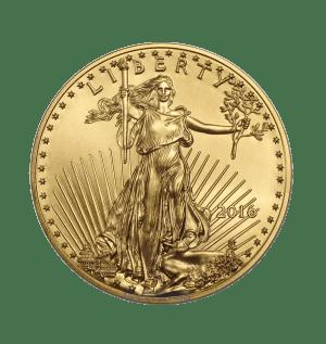 1/2 oz Gold Eagle