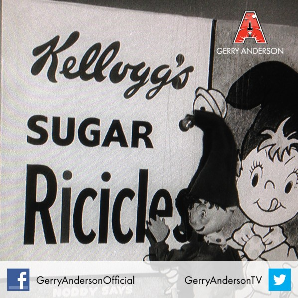 gerry  anderson Kelloggs-commercial