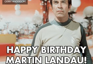 Happy birthday Martin Landau