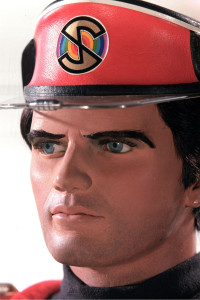 'Captain Scarlet' TV 1967