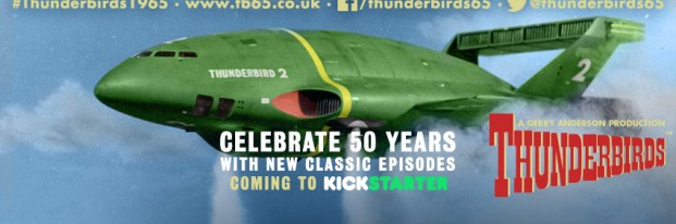TB65 Brand new episodes of classic Thunderbirds