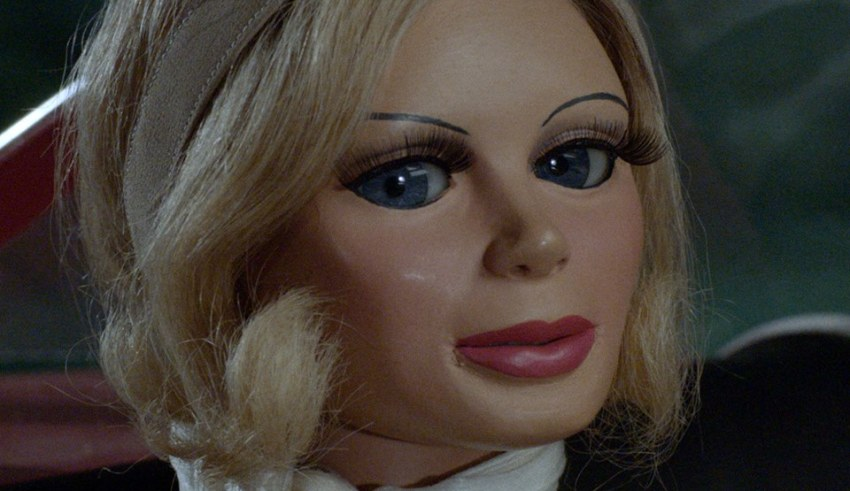A knowing look from Penelope at the Thunderbirds 1965 Premiere