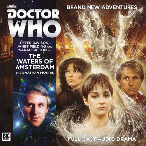Doctor Who the Waters of Amsterdam
