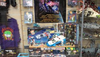 Space Precinct Reloaded at Forbidden Planet