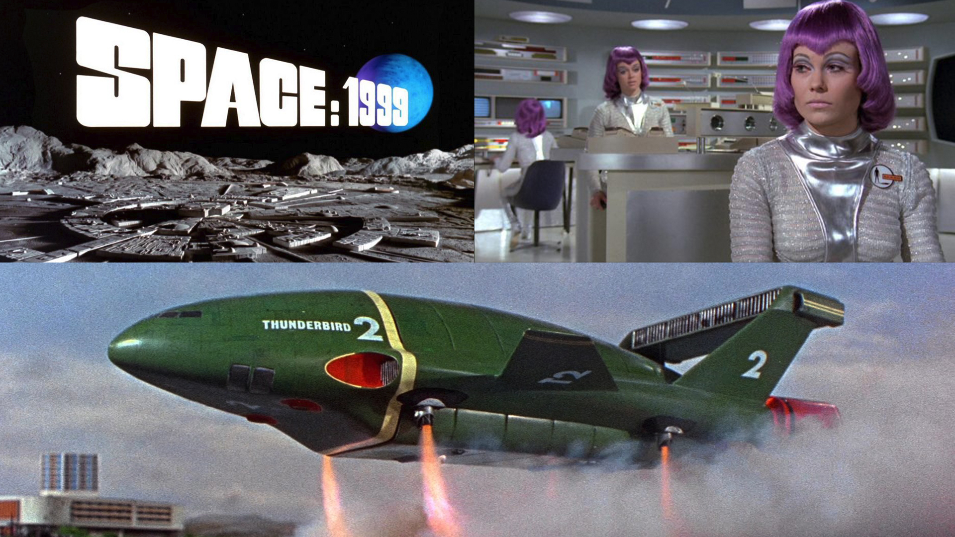 Our Top 10 Gerry Anderson Title Sequences - A Nostalgic Feast of Cult TV