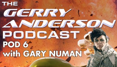 Gary Numan Gerry Anderson podcast interview