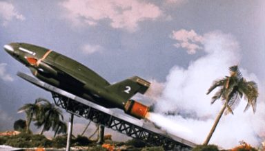 Gerry Anderson Podcast is go Thunderbird 2 take-off