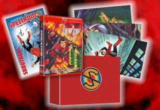 Captain Scarlet Blu-ray Box Set