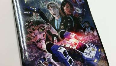 Space Precinct Comic Space Precinct Reloaded price reduced