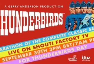 Thunderbirds on Twitch