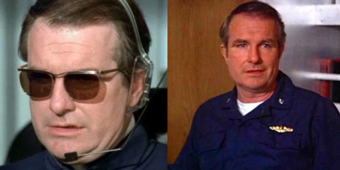 Shane Rimmer appeared in four Bond films!