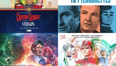 Gerry Anderson audio drama at Big Finish