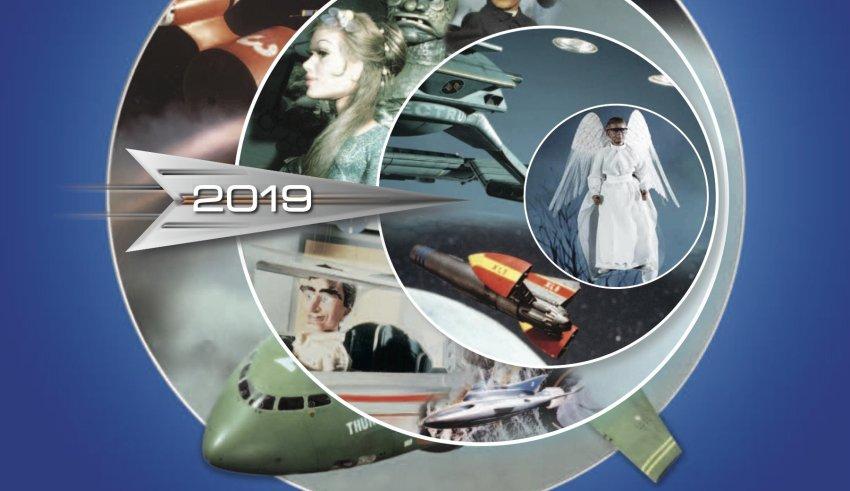 Gerry Anderson Supermarionation Calendar 2019