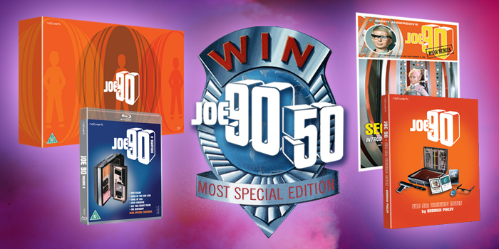 Joe 90 Deluxe blu-ray box set