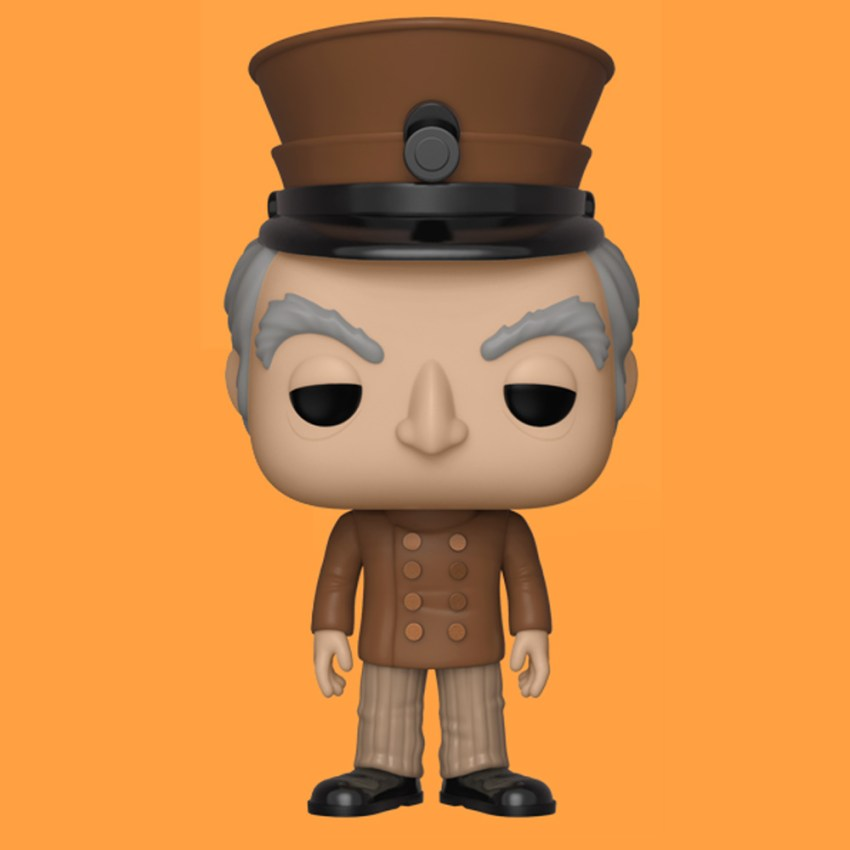 Funko Pop Thunderbirds Parker