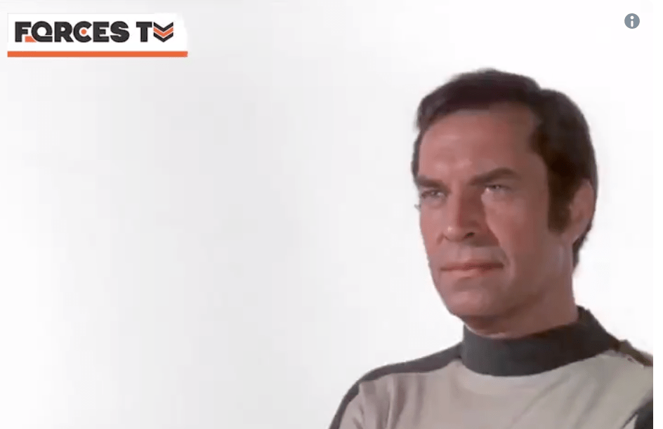 Space 1999 Returns to UK Television Tonight! Forces TV to