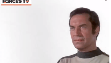 space 1999 returns on Forces TV