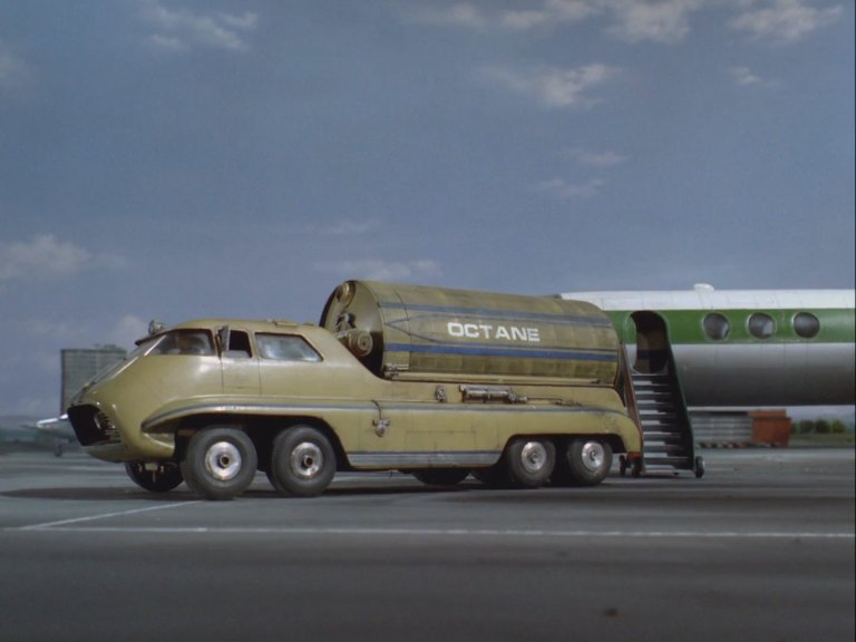 20 Thunderbirds vehicles you may have seen in other shows