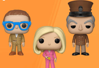 Funko pop thunderbirds