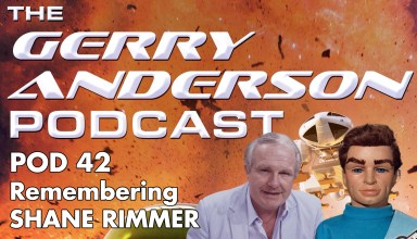 Shane Rimmer Tribute Podcast