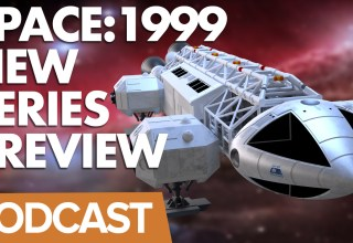 Space 1999 audio drama preview
