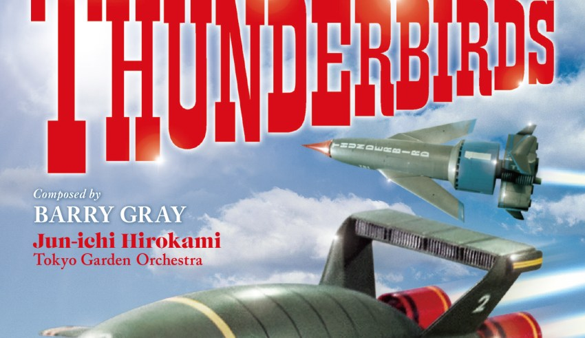 Japanese Thunderbirds CD 2016