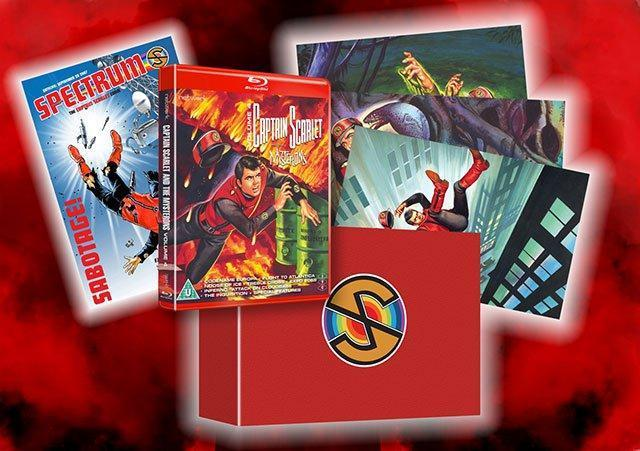Captain Scarlet Blu-ray Box Set